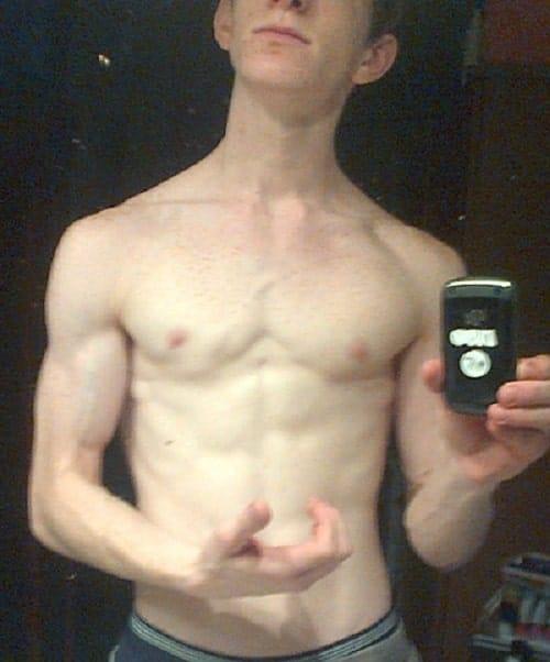 musculation ectomorphe résultat 3 mois