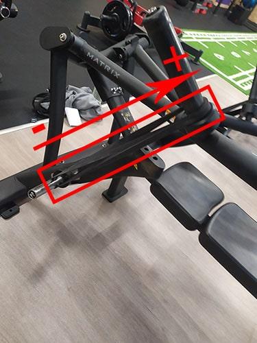 elastique développé couché machine exercice polyarticulaire musculation